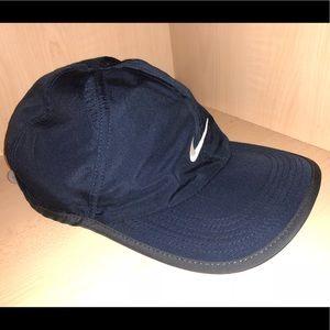 Navy Blue Nike DriFit Hat